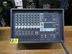 YAMAHA AMPLIFIER-300 WATT, MDL EMX212S