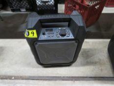 MONSTER AMP/SPEAKER/TUNER-60 WATT WITH MIC