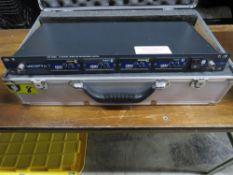 VOCO RECEIVER W/ 4 PRO MICROPHONES-WIRELESS (QUAD SYSTEM)