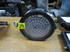 CHAUVET EZ PAR 56 LED LIGHTS