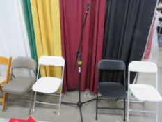 MICROPHONE STAND (FOLDING)