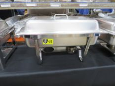CHAFING DISH-STACKABLE FULL SIZE