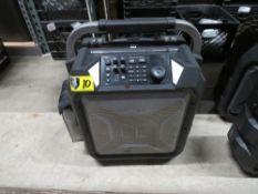 MONSTER AMP/SPEAKER/TUNER-100 WATT WITH MIC