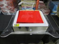ICE SCULPTURE DISPLAY BOX