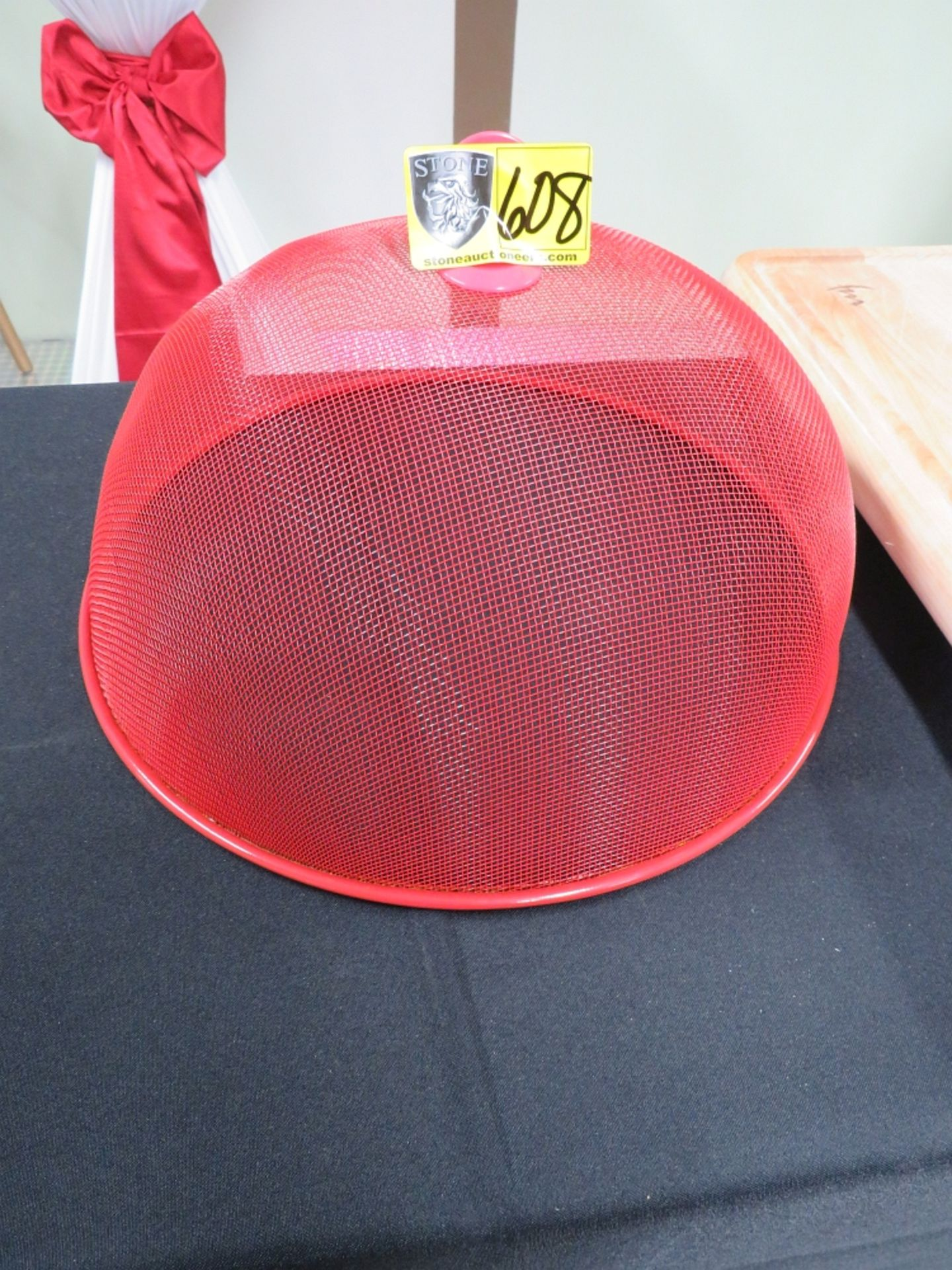 RED DOME BUG SHIELD