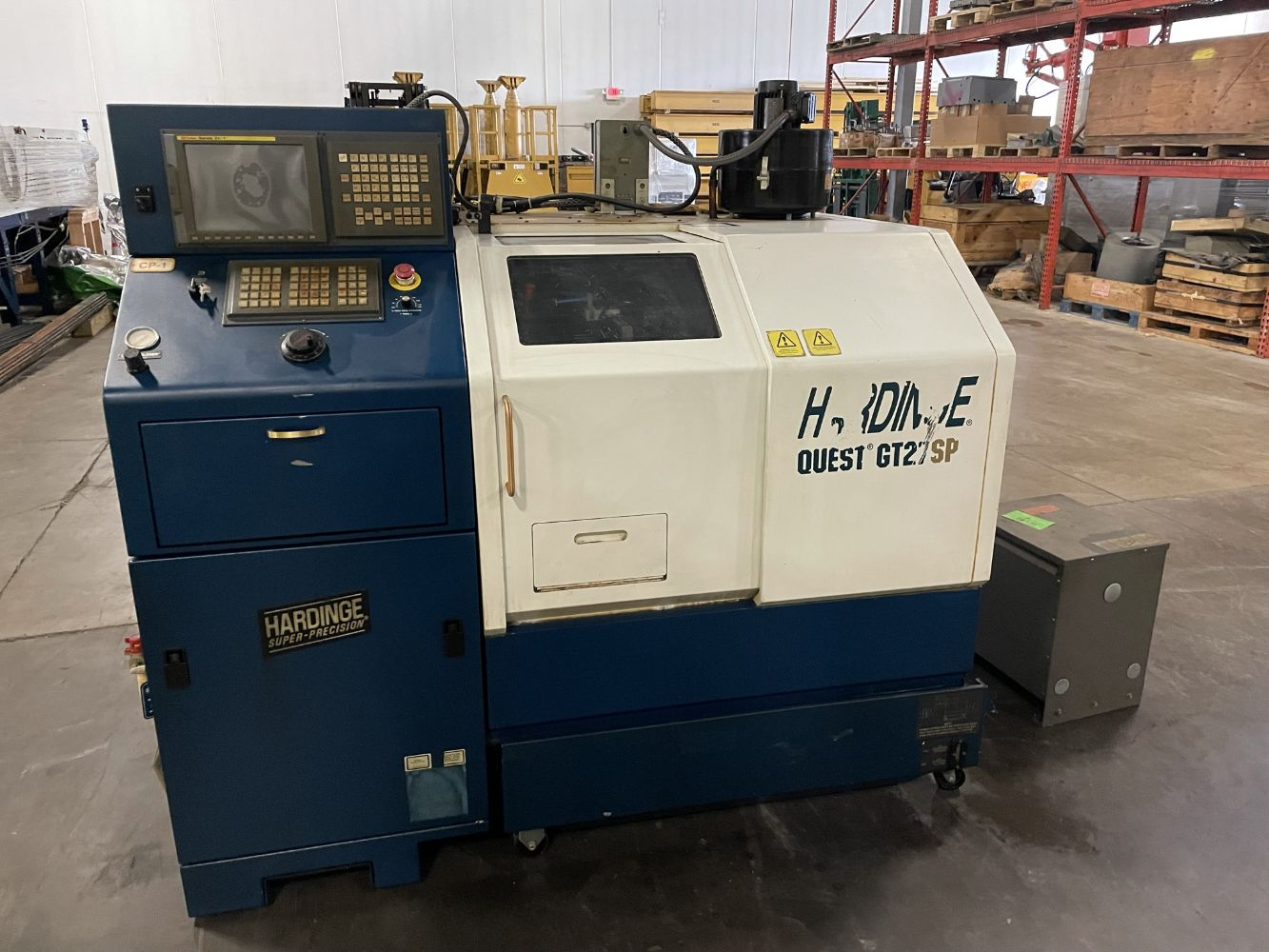 Surplus Machinery from Medical & Aerospace Manufactures and other Machine Shops