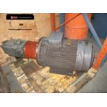 ABB MOTOR WITH PUMP