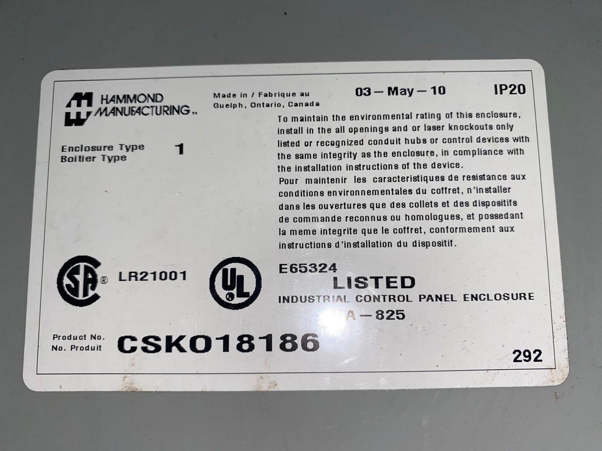 HAMMOND BOX - Image 3 of 4