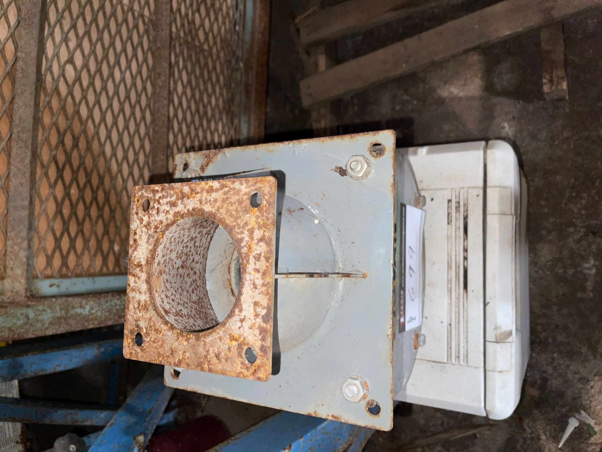 PIOVAN PLASTIC TECHNOLOGY AIR LOCK