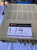 BK PRECISION OSCILLOSCOPE MODEL 2120 A