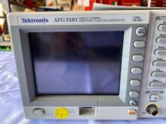 TEKTRONIX AFG 3101