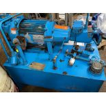 OIL GEAR HYDRAULIC PUMP AND COOLER