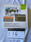 DVI EXTERNAL VIDEO CARD USB 2.0