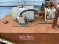 """575 V HYDRAULIC PACK 3FT X 6FT 29"""" HIGH TANK RIGGING FEE: $25"""