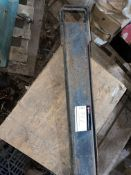 """FORKLIFT EXTENSIONS 4FT LONG X 6"""" WIDE"""