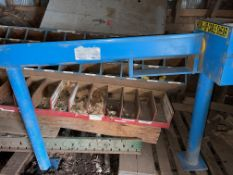 """LOT OF HYDRAULIC CABLE CUTTER UP TO 2"""" DIAMETER CABLE; 4FT OF TROUGH; 46"""" OVERALL HEIGHT"""