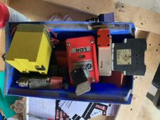 LOT OF ALLEN BRADLEY, PILZ, SAFETY LOCKOUT SWITCHES, SAFETY CURTAIN RELAYS
