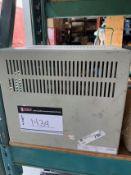 REACTOR , DV/DT GUARD , KLC OUTPUT FILTER, TRANS-COIL, INC, CAT. NO. KLC110BE, 600V MAX 110A MAX,
