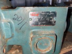 """NORD FLEXBLOC WORM GEAR, MANY DIFFERENT RATIO & VARIATION, L/P 1.5"""", O/P 1.75"""""""