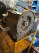 1.1125L/P, CANINEX GEARBOX, 1.5 OUTPUT