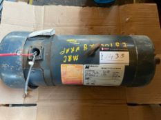 MAGNETEK VARIABLE SPEED DC MOTOR, 2HP 1750RPM
