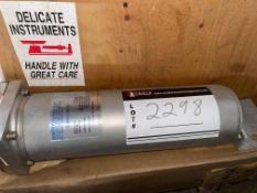 """SENTRY SAMPLE COOLER, SS PN-FXF6223, 7-00757B, , 4 ½"""" DIAMETER 20"""" LONG, 450 PSI, 650°F, RIGGING FEE"""