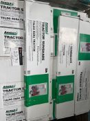 LOT OF ARNOLD TRACTOR SUNSHADES AND TOOL CARRIEA FIT ALL, MTD, PAULON, JOHN DEERE, HUSCAVARNA APPROX