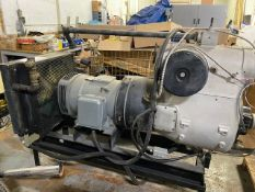 MOTTEI - 50 HP COMPRESSOR 575/600 VOLTS, 3 PHASE, (AS IS WHERE IS)