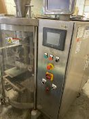 COMBINATION BAGGER, VERTICAL FILL, FORM AND SEAL, PHOENIX AUTOMATED SYSTEMS CMV BAGGER, S/S, 25 AMPS