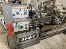 POWER MASTER MACHINERY LAITHE MACHINE (METAL SHAPER), J. MK 530 - 575 VOLT (AS IS WHERE IS)