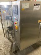 COMBINATION BAGGER VERTICAL FILL, FORM AND SEAL, PHOENIX AUTOMATED SYSTEMS CMV BAGGER, S/S, 25 AMPS,
