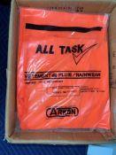 CASE/ALL TASK RAINWEAR(FIRE RETARDANT), SIZE SMALL, 10 PER CASE