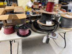 LOT/ASSORTED WIRES
