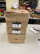 """LOT/ OMNICARBO GRINDING DISC, 7"""", 8500 RPM, 70210736, (5BXS)"""