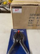 """LOT/FLEX-JAW SPRING CLAMP, APPROX 30 PCS, 1PC 9"""" CLAMP, #647-783"""