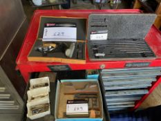 LOT/ MISC MACHINING MEASURING DEVICES