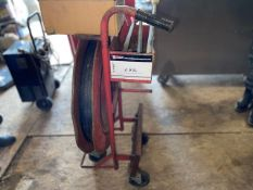 SAMUEL METAL STRAPPING SYSTEM WITH STAPLES