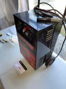 MOTOR MASTER BATTERY CHARGER WITH ENGINE START AND BATTERY/ALTERNATOR TESTER, 150A, 55/20/2 A FOR