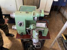 ENGRAVING CUTTER/GRINGER MACHINE, CLAMP DIA 15MM, MODEL 2M6015