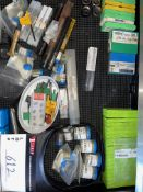 LOT/ MACHINING TOOLS, MEASUREMENT DEVICES (AS IS WHERE IS)
