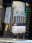 LOT/ SOCKET SETS (12 PIECE), CUSTOM MADE TOOLS, TOOL HOLDER FOR CNC MACHINE, INSERTS, ETC.
