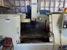 HI-PERFORMANCE MACHINING CENTRE, VMC950