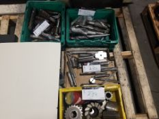 MILLING CUTTERS/DRILLS/REAMERS