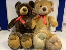 PALLET TO CONTAIN 64 x GIANT 100CM TEDDY BEARS (COLOURS MAY VARY)