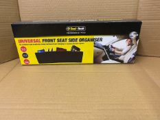 PALLET TO CONTAIN 90 x TOOL-TECH UNIVERSAL FRONT SEAT SIDE ORGANISER