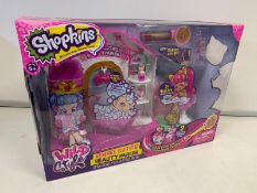 16 x NEW SHOPKINS KENNEL CUTIES LARGE BEAUTY PARLOR