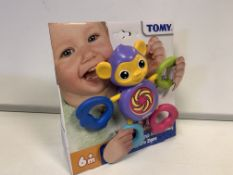 18 X BRAND NEW TOMY GRIP AND GRAB MUSICAL MONKEYS