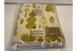 2 X BRAND NEW DONNA WILSON BIRD AND TREE BATH SHEETS SIZE 100 X 150CM