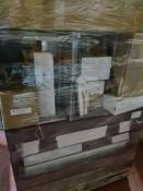 PALLET TO CONTAIN 400 x NEW TESCO 3.5MM AUDIO CABLES 1M. PREMIUM ALUMINIUM ALLOY HOUSING