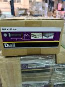 (S2) PALLET TO CONTAIN 42 x NEW 4KG BOXES OF M10x30MM HEX BOLT. ZP. RRP £24.75 PER BOX